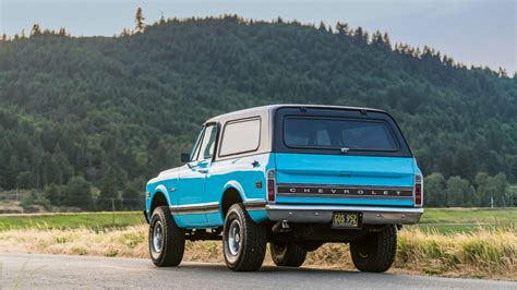 2019 Chevy Blazer K 5 by Not A Fan Of The 2019 Chevrolet Blazer This 1972 K5 Might