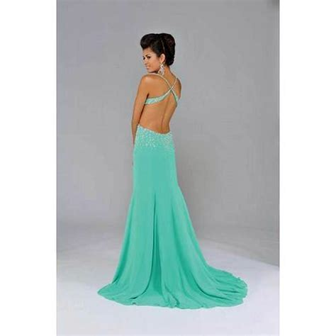 Mint Green Long Prom Dresses Ideas Pictures : Fashion Gallery