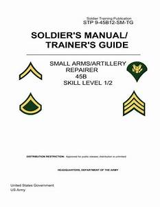 Soldier Training Publication Stp 9
