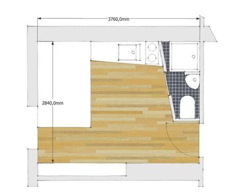amenagement chambre 13m2 chambre de bonne 10m2 petits espaces