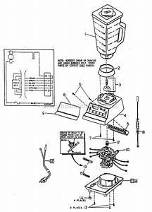 Oster Blender Wiring Diagram