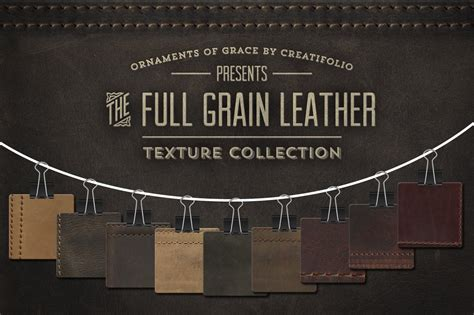 full grain leather textures pngs textures creative