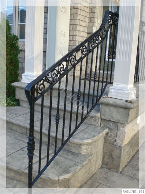 wrought iron handrail 57 best images about 1 w railing fence ideas on 1193