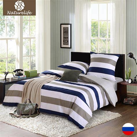 naturelife new bedding set cotton cover bed sheet duvet
