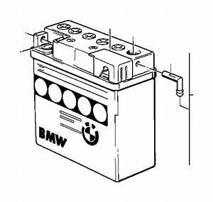 2003 Bmw R1150rt Battery  Maintenance