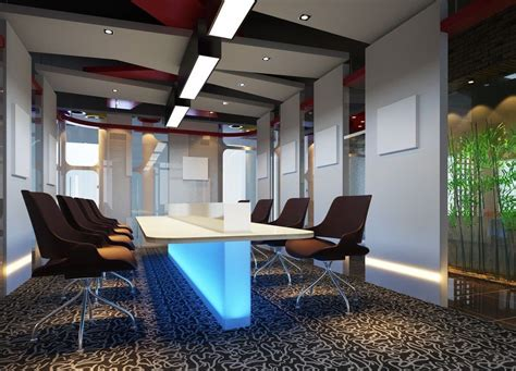 industrial style tv lift conference room search panthers office