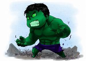 Benjamint Lee Official Blog: Hulk Smash