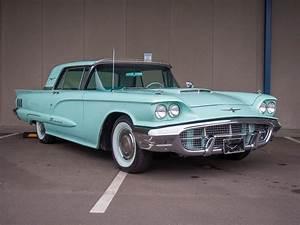 1960 Thunderbird. | Thunderbird car, Ford thunderbird, Thunderbird