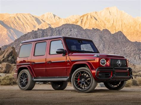 2019 mercedes benz g class first look detriot auto show. 2020 Mercedes-AMG G63 Review, Pricing, and Specs