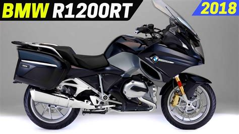 New 2018 Bmw R1200rt  Updated The Optimized Abs Pro Mode