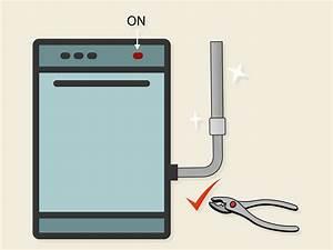 Déboucher Un Lave Vaisselle : comment d boucher un lave vaisselle 14 tapes ~ Dode.kayakingforconservation.com Idées de Décoration