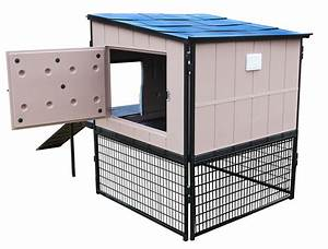 k9 kennel castle With k9 dog house