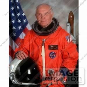 Picture of Astronaut John Herschel Glenn Jr   #8701 by ...