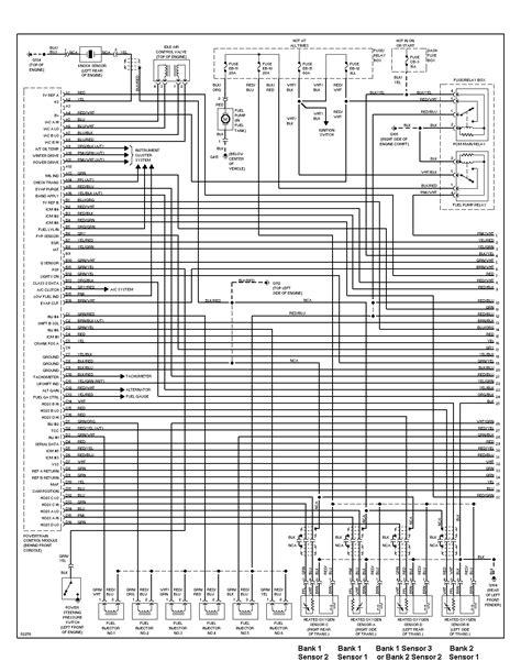 Wiring Diagram For Isuzu Dmax by Need Wiring Diagram For 1996 Isuzu Rodeo 4wd 3 2 V6 For O2