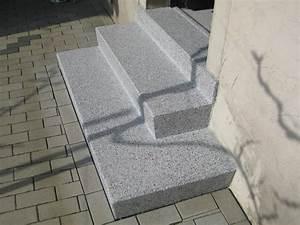 Betonfarbe Außen Terrasse : fertige treppenstufen au en fv25 hitoiro ~ Michelbontemps.com Haus und Dekorationen
