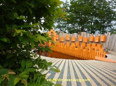 Les Jardins De Chaumont Sur Loire 2012 by Chaumont Sur Loire 2012 6 Le Orange 224 La Mode Le