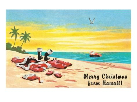 hawaii merry christmas festival collections