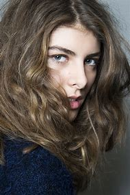 Naturally Wavy Hair