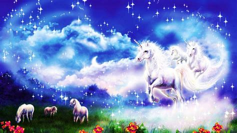 Anime Unicorn Wallpaper - unicorns wallpaper 58 images