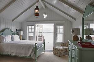 Beach Cottage - Beach Style - Bedroom - seattle - by ...