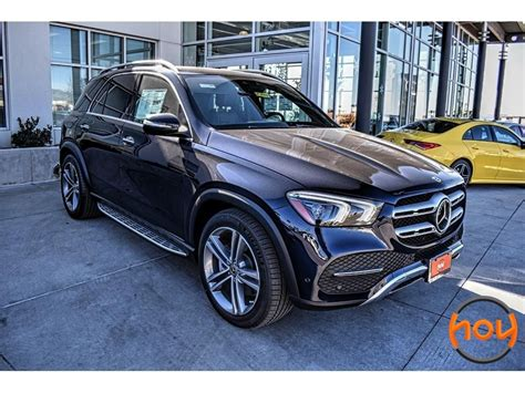Gle 450 gle 450 4matic suv package includes. New 2020 Mercedes-Benz GLE 450 4MATIC® SUV 33250313 in El Paso TX
