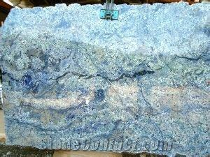 Persa Blue Granite Slab, Brazil Blue Granite from Canada