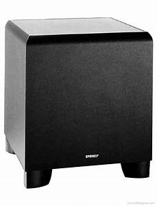 Energy Ew-100 - Manual - Active Subwoofer System