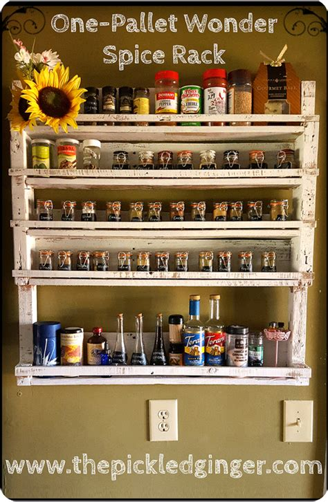 Pin By Mandi Mae On Brand New Home (again)  Pallet Spice