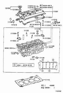 Toyota Tercel Engine Cylinder Head Gasket
