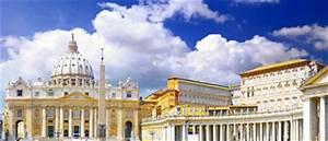 Vue Panoramique De Ville Du Vatican, Rome Photo stock ...