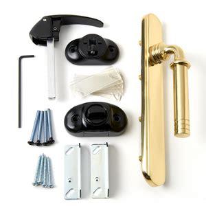 emco door parts surface mount lever handle 35044