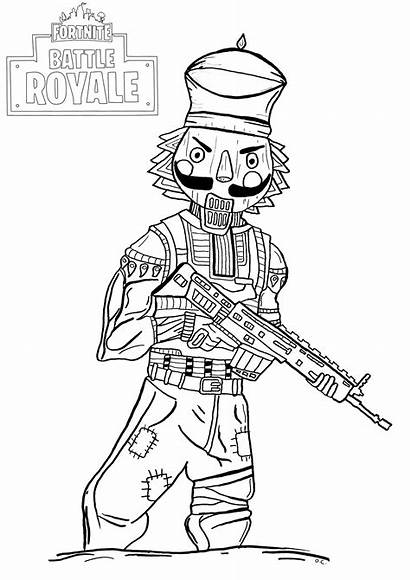 Fortnite Coloring Pages Dark Spiderman Voyager Colouring