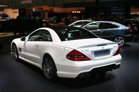 2009 Mercedes Benz Sl63 Amg Sl65 Amg Photo Gallery
