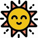 Icon Sun Freepik Vector Icons Designed Pen