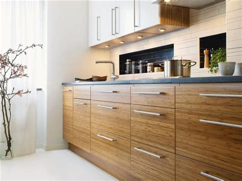 Contemporary Kitchen Furniture by 17 Best Ideas About Bamboo Cabinets On Mid