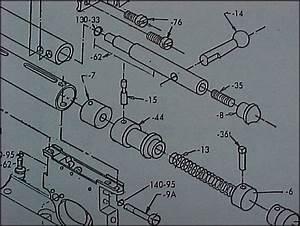 Crosman 160 Pellet Gun Parts List And Owners Man  For Sale