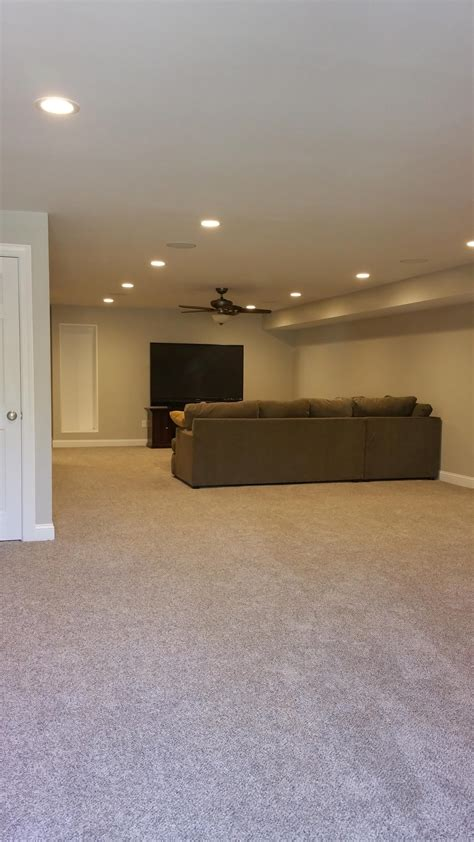 finished basement fox creek subdivision rva remodeling llc