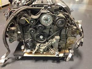Fs  2003 Boxster S 3 2l Engine - As Is