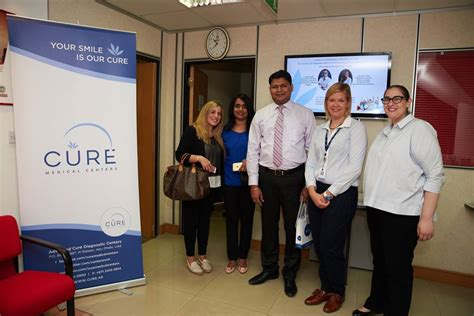 bureau veritas uae careers health day at bureau veritas cure centers