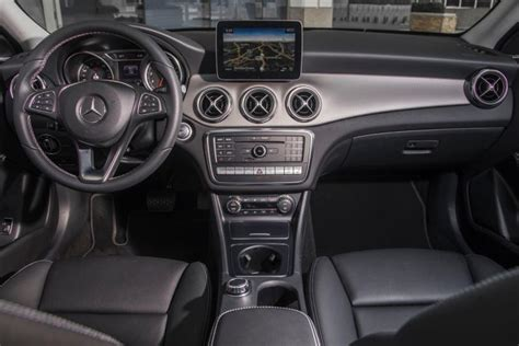 mercedes benz gla interior  mercedes benz