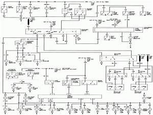 1982 Corvette Wiper Wiring Diagram  Dengan Gambar