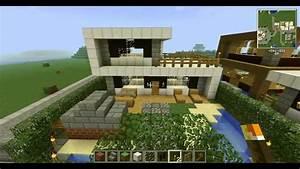Maison De Riche : minearchi ep08 maison riche youtube ~ Melissatoandfro.com Idées de Décoration