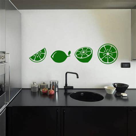 stickers cuisine design sticker cuisine design citron stickers cuisine