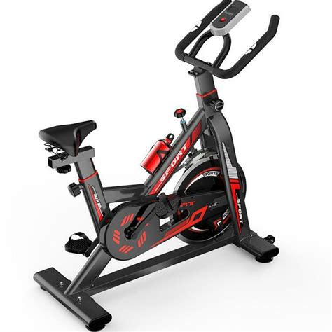 Efitment Indoor Cycle Bike Magnetic Cycling Trainer ...