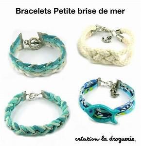 Créer Ses Propres Bijoux : bracelets petite brise de mer coloris turquoise nos ~ Melissatoandfro.com Idées de Décoration