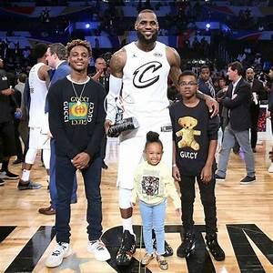 LeBron pode realizar seu sonho de atuar com o filho daqui ...