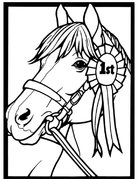 coloring pages horse coloring pages   printable
