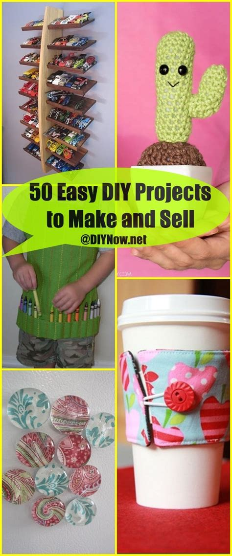 easy diy projects    sell diynownet
