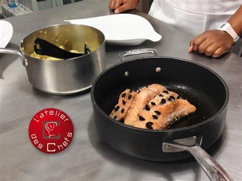 cours de cuisine sur gratuit un cours de cuisine à l 39 atelier des chefs nantaise fr