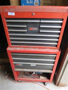 craftsman chest on chest tool box